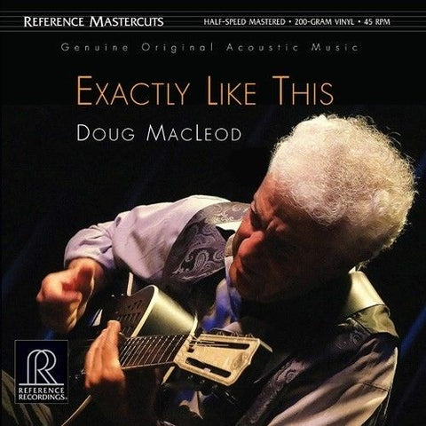 <b>Doug MacLeod </b><br><i>Exactly Like This</i>