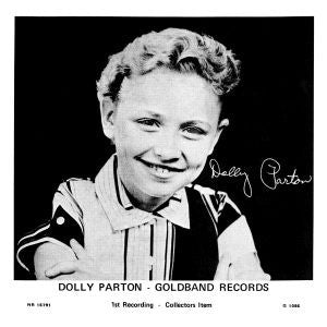 <b>Dolly Parton </b><br><i>Puppy Love</i>