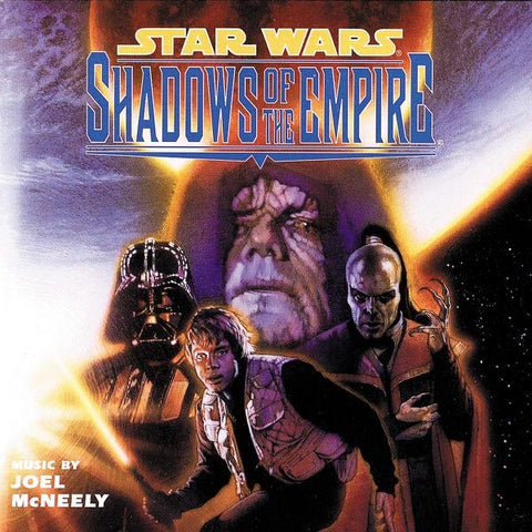 <b>Joel McNeely </b><br><i>Star Wars: Shadows Of The Empire (Original Game Soundtrack)</i>