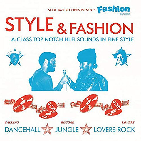 <b>Various </b><br><i>Style & Fashion (A-Class Top Notch Hi Fi Sounds In Fine Style)</i>