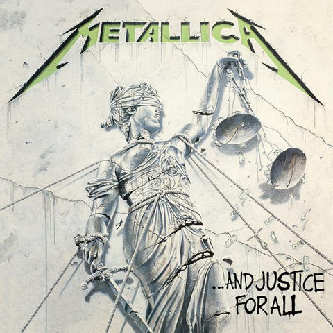 <b>Metallica </b><br><i>...And Justice For All</i>