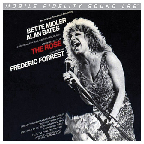 <b>Bette Midler </b><br><i>The Rose - The Original Soundtrack Recording</i>