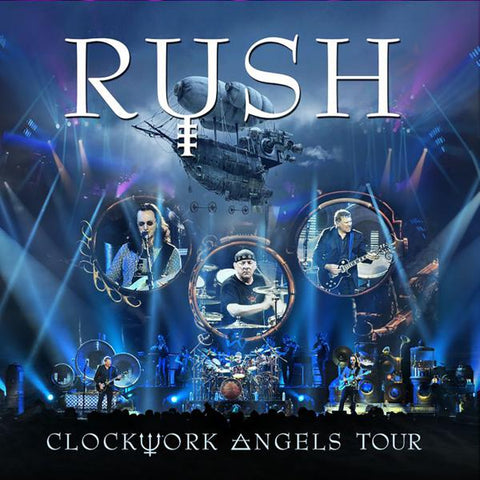 <b>Rush </b><br><i>Clockwork Angels Tour [5LP Box Set]</i>