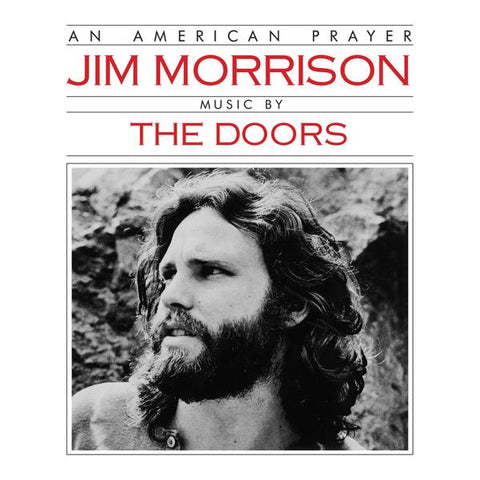 <b>Jim Morrison & The Doors </b><br><i>An American Prayer [Red Vinyl]</i>
