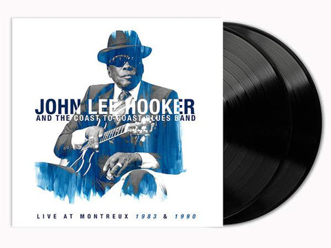 <b>John Lee Hooker </b><br><i>Live At Montreux 1983 & 1990</i>