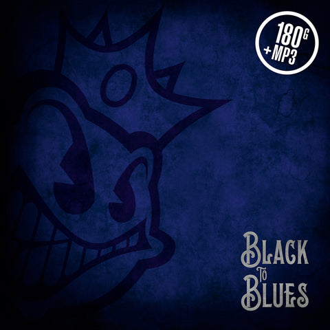 <b>Black Stone Cherry </b><br><i>Black To Blues</i>