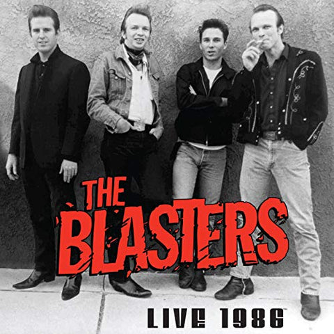 <b>The Blasters </b><br><i>Dark Night: Live In Philly 1986</i>