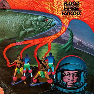 <b>Herbie Hancock </b><br><i>Flood</i>
