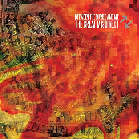 <b>Between The Buried And Me </b><br><i>The Great Misdirect</i>