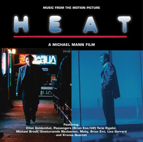 <b>Various </b><br><i>Heat (Music From The Motion Picture)</i>