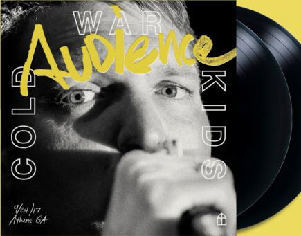 <b>Cold War Kids </b><br><i>Audience</i>