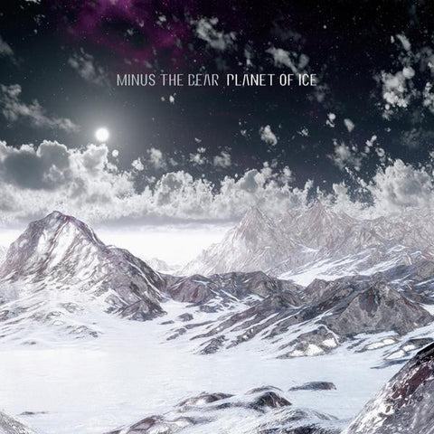 <b>Minus The Bear </b><br><i>Planet Of Ice</i>