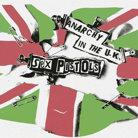 <b>The Sex Pistols </b><br><i>Anarchy In The Uk --the Uk & Us Singles</i>