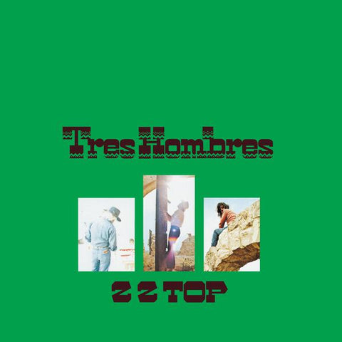 <b>ZZ Top </b><br><i>Tres Hombres [Green Vinyl] [SYEOR 2018 Exclusive]</i>