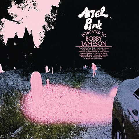 <b>Ariel Pink </b><br><i>Dedicated To Bobby Jameson</i>