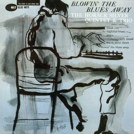 <b>The Horace Silver Quintet & Trio </b><br><i>Blowin' The Blues Away [2LP, 45 RPM]</i>