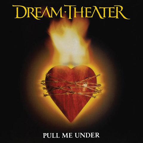 "<b>Dream Theater </b><br><i>Pull Me Under [12"" Single, Translucent Yellow Vinyl ] [ROCKtober 2019 Exclusive]</i>"