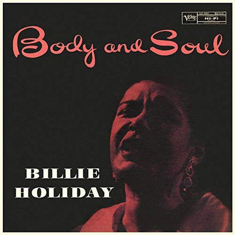 <b>Billie Holiday </b><br><i>Body And Soul</i>