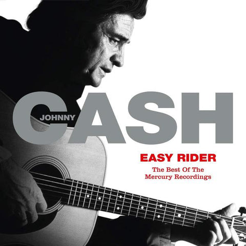 <b>Johnny Cash </b><br><i>Easy Rider: The Best Of The Mercury Recordings</i>
