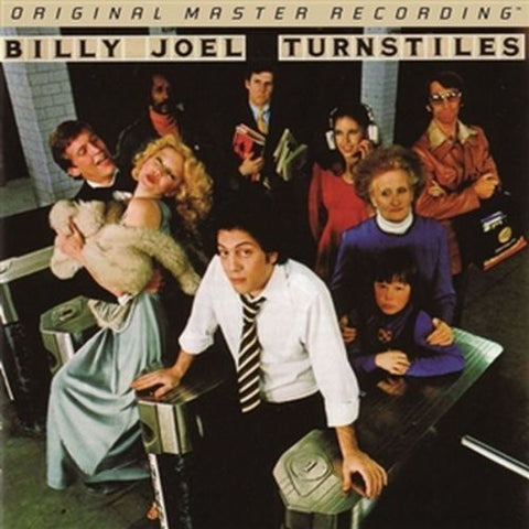 <b>Billy Joel </b><br><i>Turnstiles</i>
