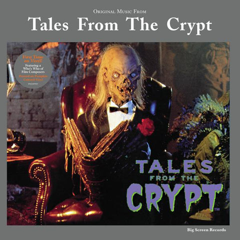 <b>Various </b><br><i>Tales From The Crypt [Pumpkin Colored Vinyl]</i>