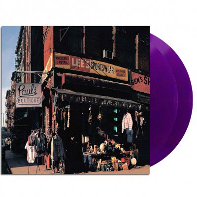 <b>Beastie Boys </b><br><i>Paul's Boutique [2 LP] [Indie-Exclusive Translucent Purple Vinyl]</i>