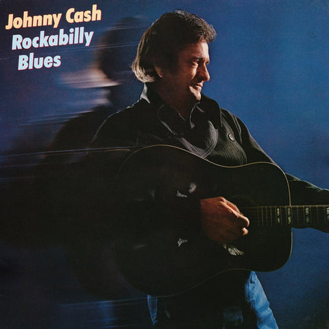 <b>Johnny Cash </b><br><i>Rockabilly Blues</i>
