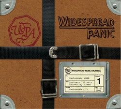 <b>Widespread Panic </b><br><i>Carbondale 2000 [6LP Box Set] </i><br>Release Date : 08/09/2019