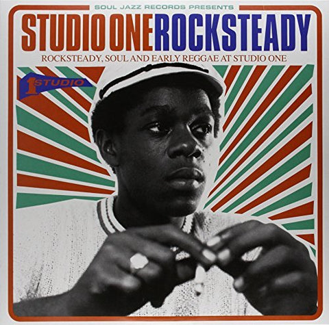 <b>Various </b><br><i>Studio One Rocksteady (Rocksteady, Soul And Early Reggae At Studio One)</i>