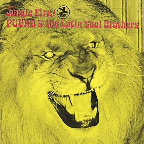<b>Pucho & The Latin Soul Brothers </b><br><i>Jungle Fire!</i>