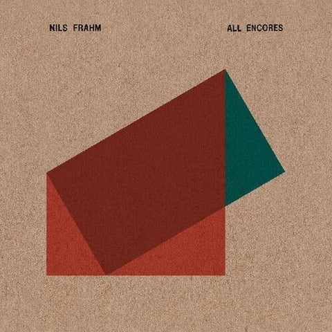 <b>Nils Frahm </b><br><i>All Encores</i>