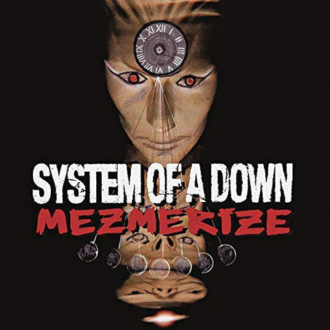 <b>System Of A Down </b><br><i>Mezmerize</i>