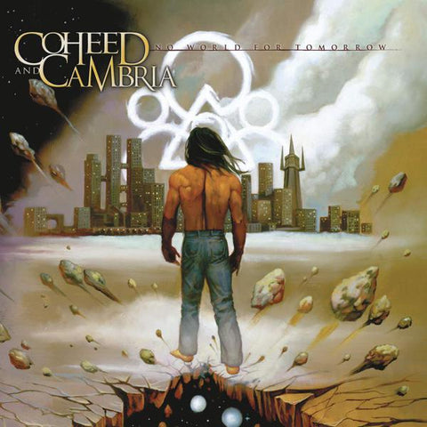<b>Coheed And Cambria </b><br><i>Good Apollo, I'm Burning Star IV, Volume Two: No World for Tomorrow</i>