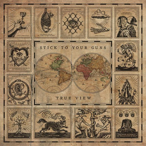<b>Stick To Your Guns </b><br><i>True View [Indie-Exclusive Colored Vinyl]</i>