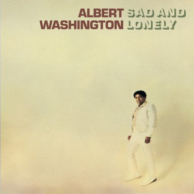 <b>Albert Washington </b><br><i>Sad And Lonely [UK RSD 2019 Exclusive]</i>