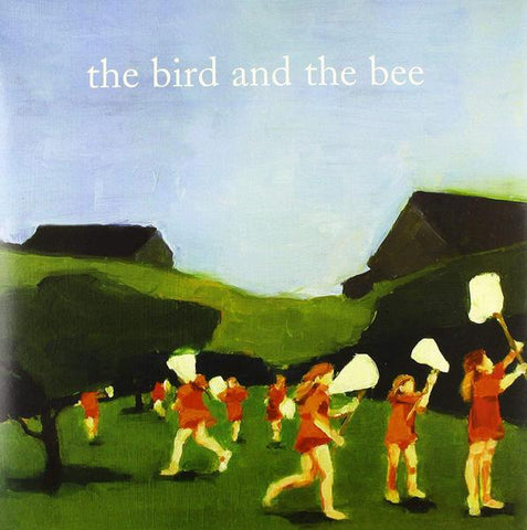 <b>The Bird And The Bee </b><br><i>The Bird And The Bee [Blue Vinyl]</i>