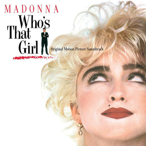 <b>Madonna </b><br><i>Who's That Girl [Original Motion Picture Soundtrack][Back To The 80's Exclusive] </i><br>Release Date : 07/17/2018