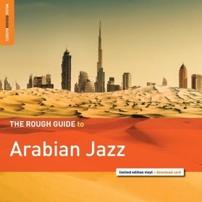 <b>Various Artists </b><br><i>Rough Guide To Arabian Jazz</i>