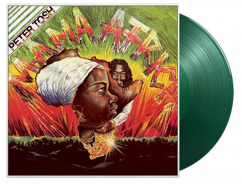 <b>Peter Tosh </b><br><i>Mama Africa [Import] [Green Vinyl]</i>