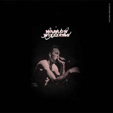 Marlon Williams Live At Auckland Town Hall [Pink Vinyl]