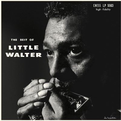 <b>Little Walter </b><br><i>The Best Of Little Walter</i>