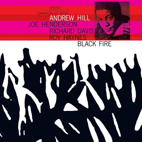 <b>Andrew Hill </b><br><i>Black Fire [Blue Note Tone Poet Series]</i>