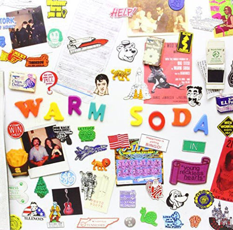 <b>Warm Soda </b><br><i>Young Reckless Hearts</i>