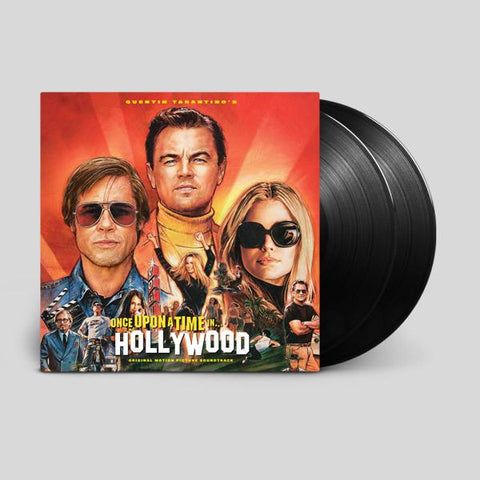<b>Various </b><br><i>Quentin Tarantino's Once Upon a Time in Hollywood Original Motion Picture Soundtrack [Black Vinyl] </i><br>Release Date : 10/25/2019