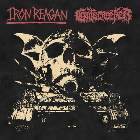 <b>Iron Reagan and Gatecreeper </b><br><i>Split [Indie-Exclusive] </i><br>Release Date : 03/02/2018