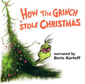 <b>Dr. Seuss </b><br><i>How The Grinch Stole Christmas</i>