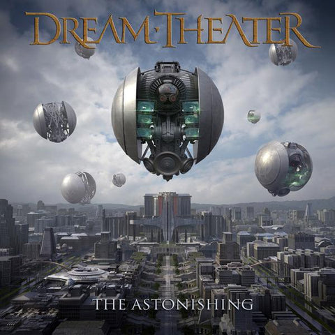 <b>Dream Theater </b><br><i>The Astonishing</i>