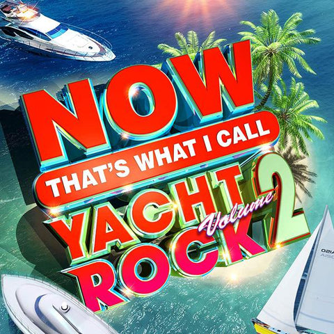 <b>Various </b><br><i>Now Thats What I Call Yacht Rock 2 [Seaglass Colored Vinyl]</i>