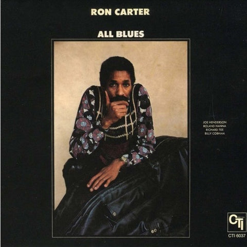 <b>Ron Carter </b><br><i>All Blues</i>