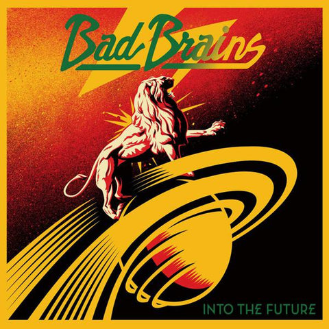 <b>Bad Brains </b><br><i>Into The Future</i>